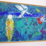Nice: ニース郊外のシャガール美術館