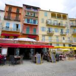 Villefranche-sur-mer: カラフルな街並が可愛いヴィルフランシュ