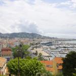 Cannes: カンヌの港を一望できるシュヴァリエ山