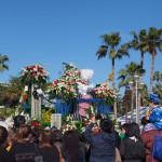 Nice: ニース・カーニバル(フラワーパレード・Bataille de Fleurs)