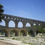 Avignon: 世界遺産ポン・デュ・ガール