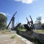 Arles: ゴッホの絵画で有名なアルルの跳ね橋